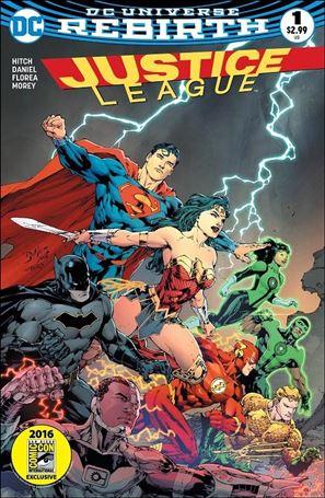 Justice League (2016) 1-I