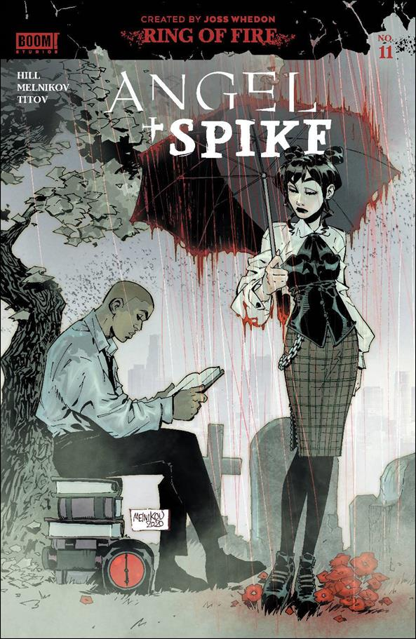 Angel + Spike 11-B by Boom! Studios