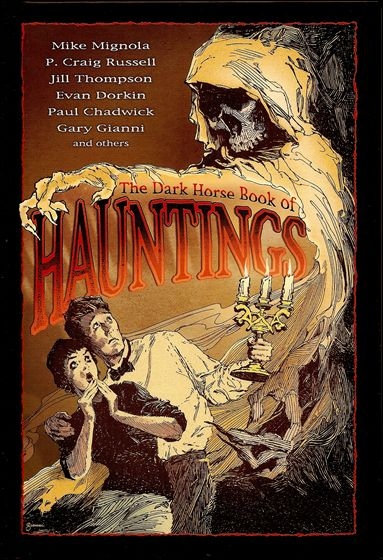 Dark Horse Book of Hauntings 1-A by Dark Horse