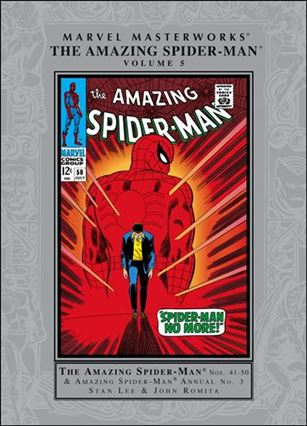 Marvel Masterworks: The Amazing Spider-Man 5-A