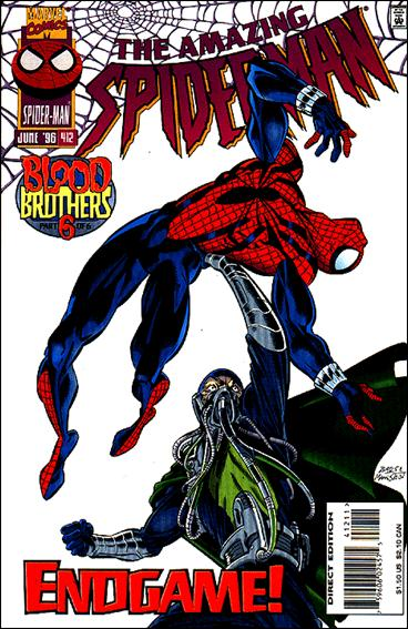 Amazing Spider-Man (1963) 412-A by Marvel