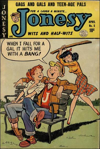 Jonesy (1953) 5-A by Quality
