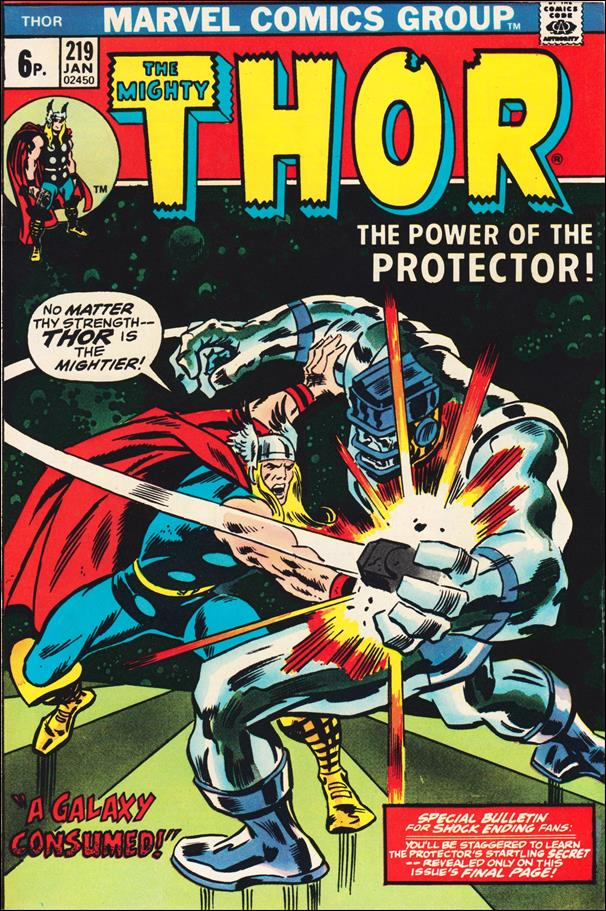 Thor (1966) 219-B by Marvel