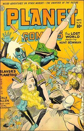 Planet Comics (1940) 32-A
