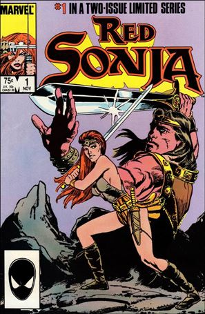 Red Sonja: The Movie 1-A
