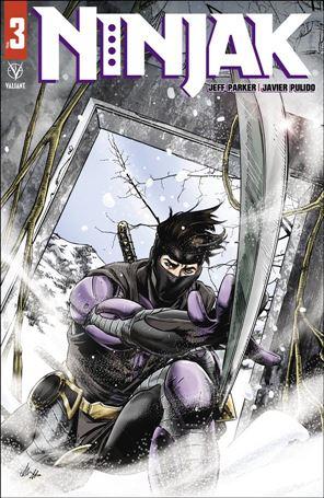 Ninjak (2021) 3-B