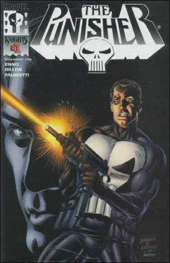 Punisher (2000) 1-D by Marvel
