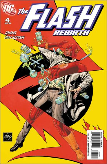 Flash: Rebirth (2009) 4-A by DC