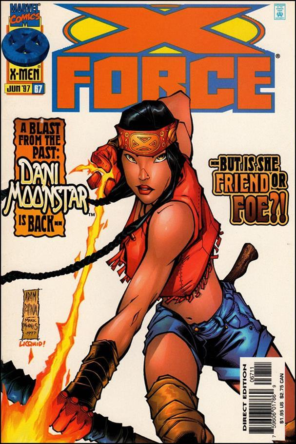X-Force (1991) 67-A by Marvel
