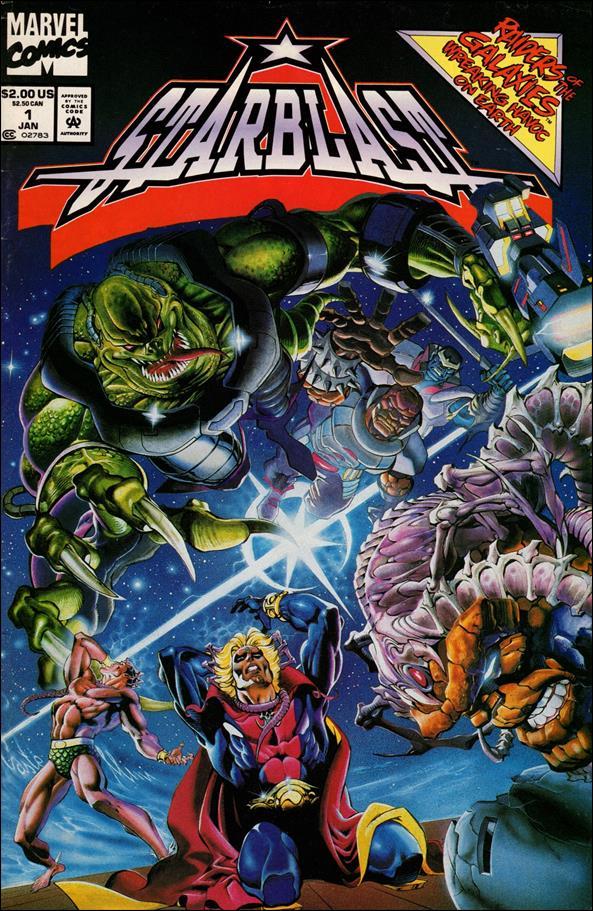 Starblast 1-A by Marvel