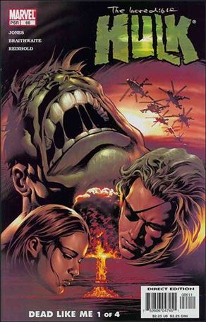 Incredible Hulk (2000)  66-A