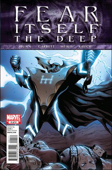 Fear Itself: The Deep 4-A by Marvel