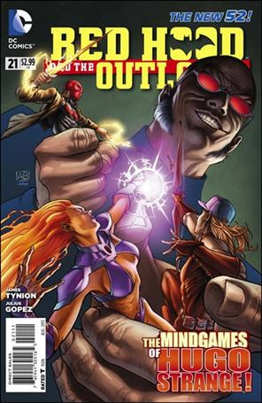 Red Hood and the Outlaws  21-A