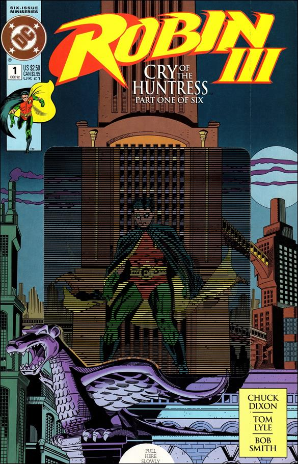 Robin III: Cry of the Huntress 1-C by DC