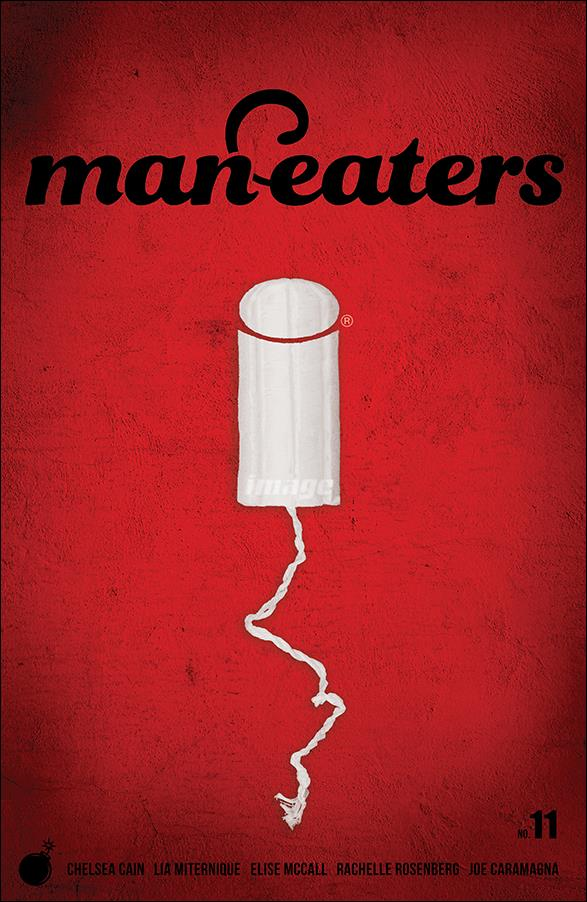 Man-Eaters 11-A by Image