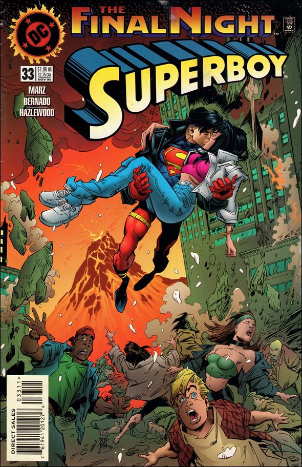 Superboy (1994) 33-A by DC