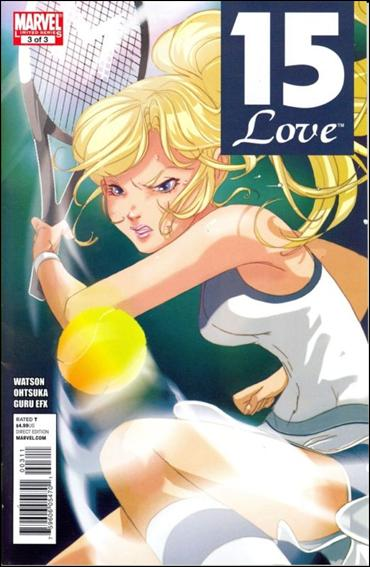15-Love 3-A by Marvel