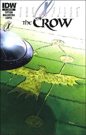 X-Files/The Crow: Conspiracy 1-B