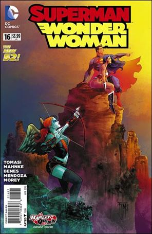 Superman/Wonder Woman (2013/12) 16-D
