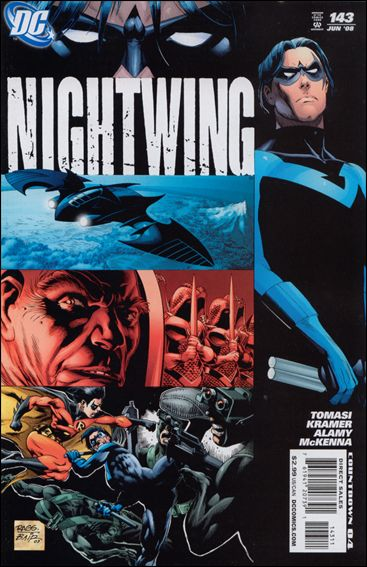 Nightwing (1996) 143-A by DC