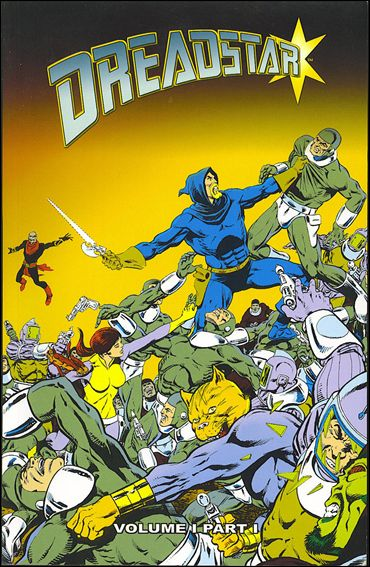 Dreadstar Definitive Collection 1-B by Dynamic Forces