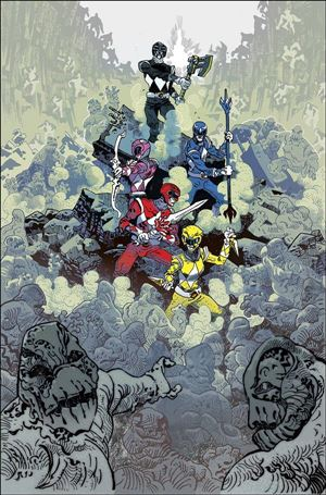 Mighty Morphin Power Rangers 11-B