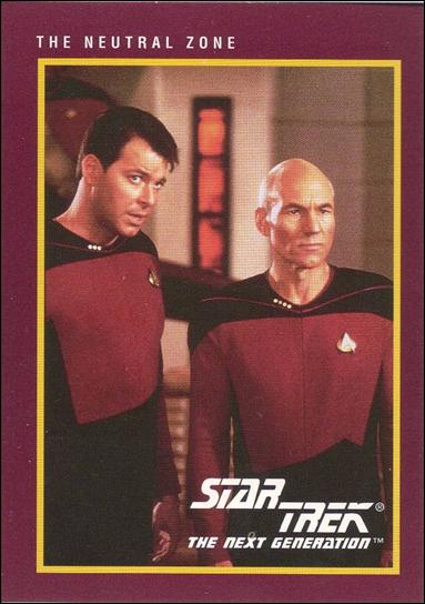 Star Trek 25th Anniversary: Series 1 (Base Set) 32-A by Impel