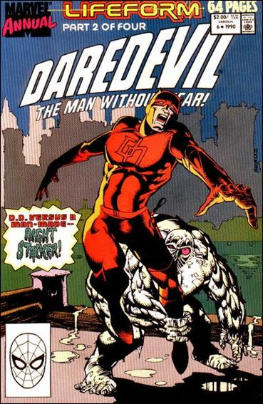 Daredevil Annual 6-A by Marvel
