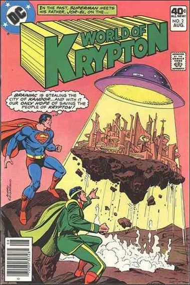 World of Krypton (1979) 2-A by DC