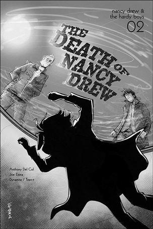 Nancy Drew & the Hardy Boys: The Death of Nancy Drew 2-B