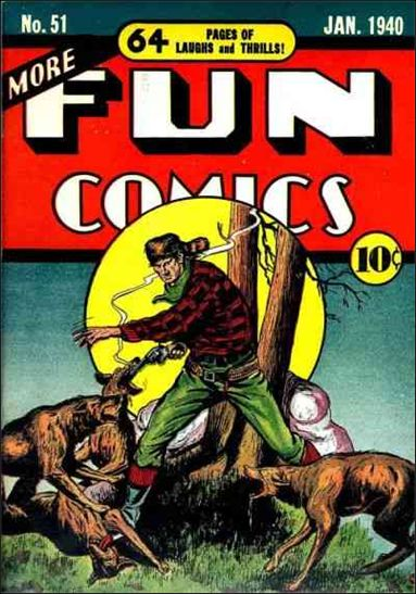 More Fun Comics 51-A by DC