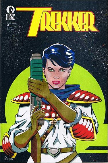 Trekker Color Special 1-A by Dark Horse