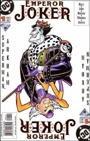 Superman: Emperor Joker 1-A