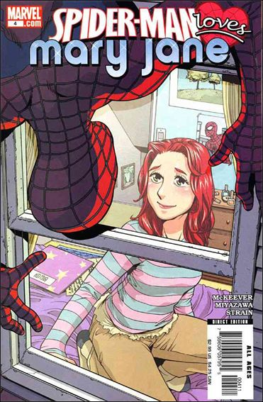 Spider-Man Loves Mary Jane 4-A by Marvel