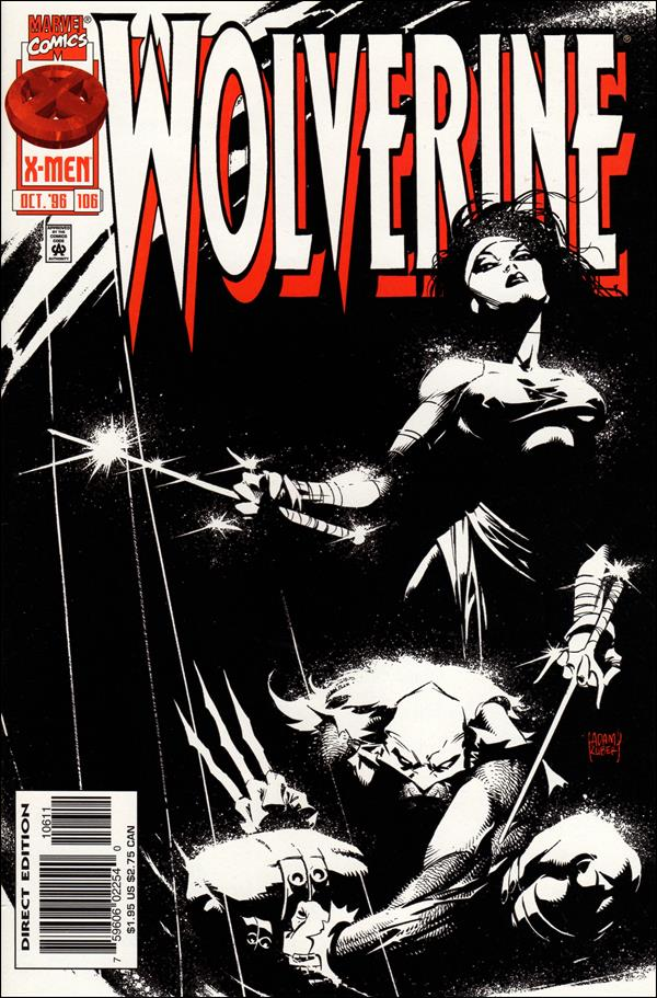 Wolverine (1988)  106-A by Marvel