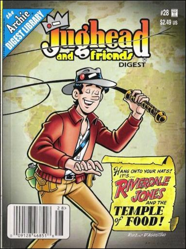 Jughead & Friends Digest Magazine 28-A by Archie