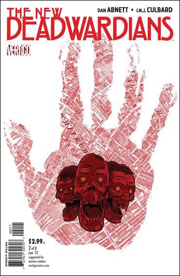 New Deadwardians 2-A by Vertigo