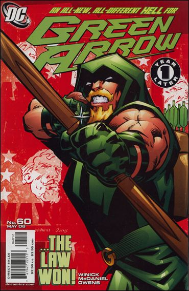 Green Arrow (2001) 60-B by DC
