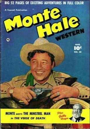 Monte Hale Western 58-A