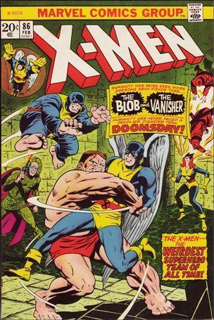 X-Men (1963) 86-A