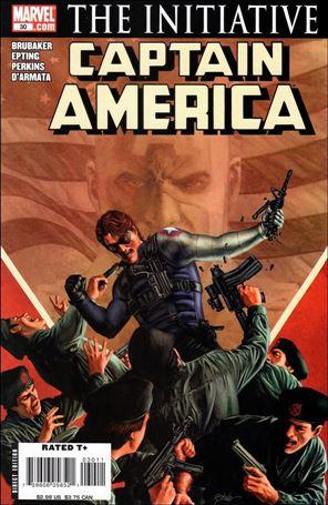Captain America (2005) 30-A