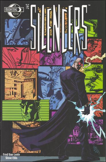 Silencers (2003) 1-A by Moonstone
