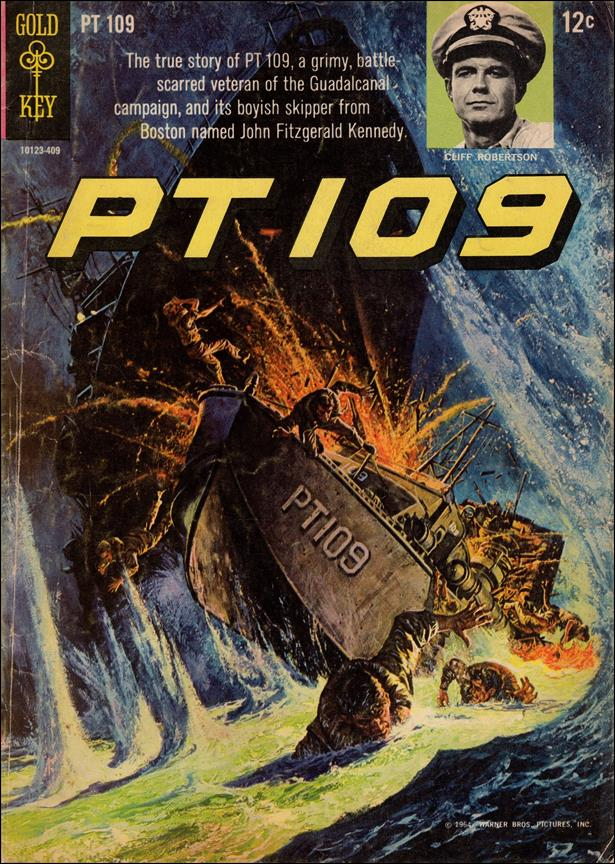 PT 109 nn-A by Gold Key