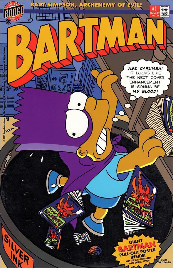 Bartman 1-A by Bongo