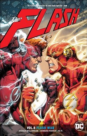 Flash (2017) 8-A