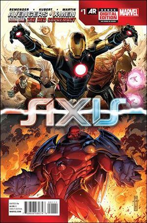 Avengers & X-Men: AXIS 1-A