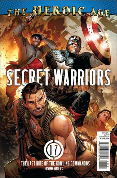 Secret Warriors 17-A by Marvel
