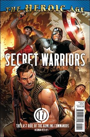 Secret Warriors 17-A