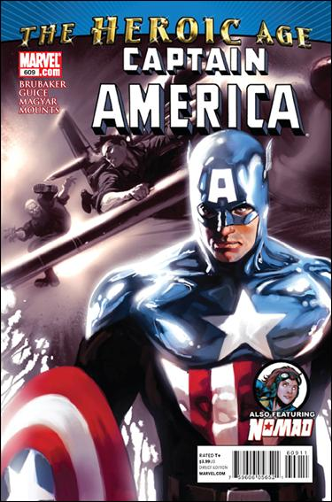 Captain America (1968) 609-A by Marvel