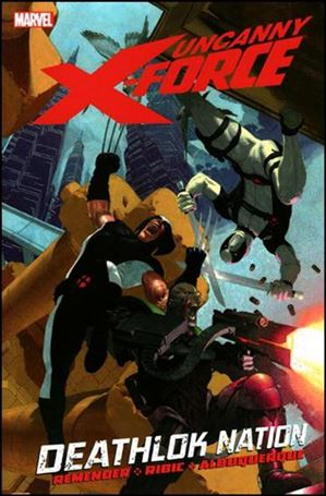 Uncanny X-Force 2-A